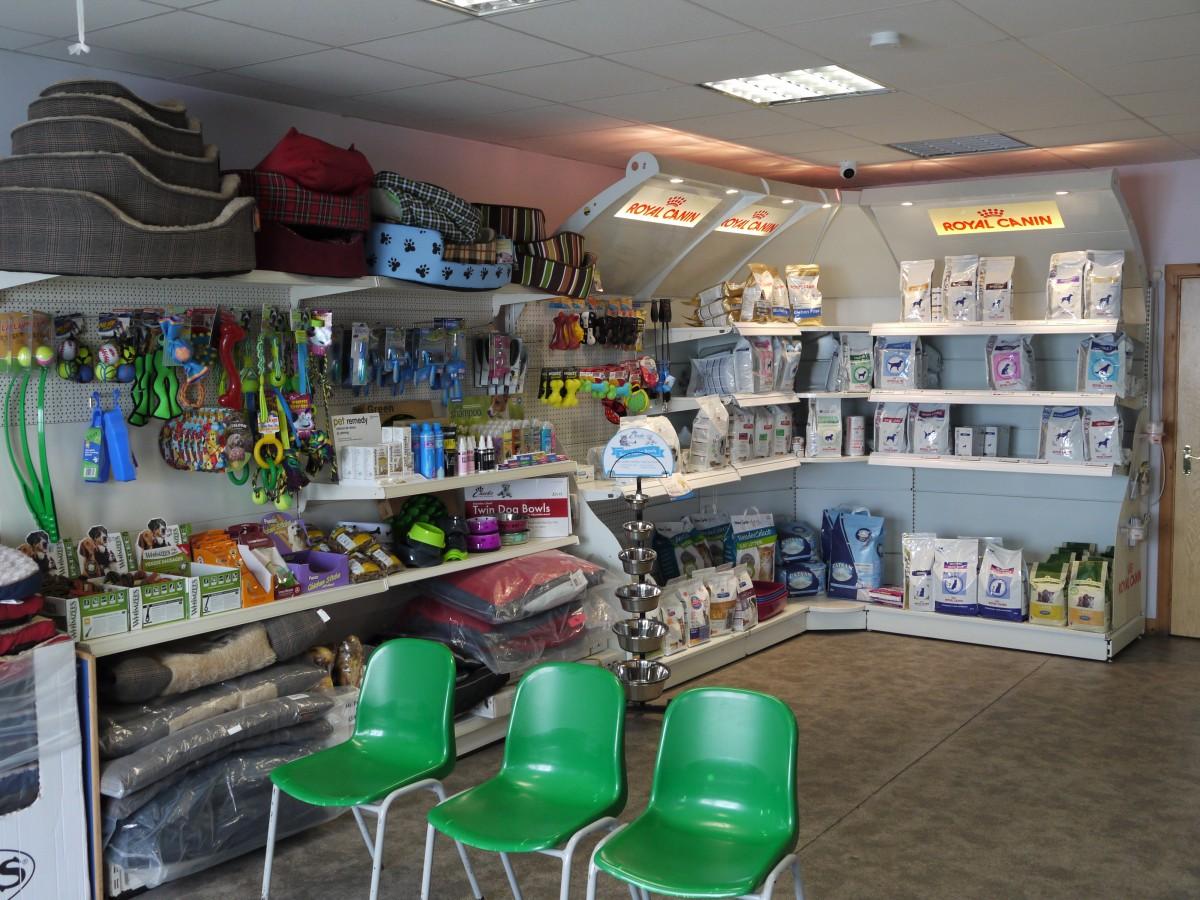 Coalisland retail Area