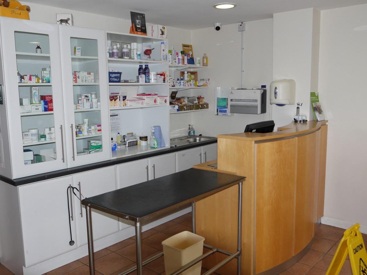 Coalisland Consulting room